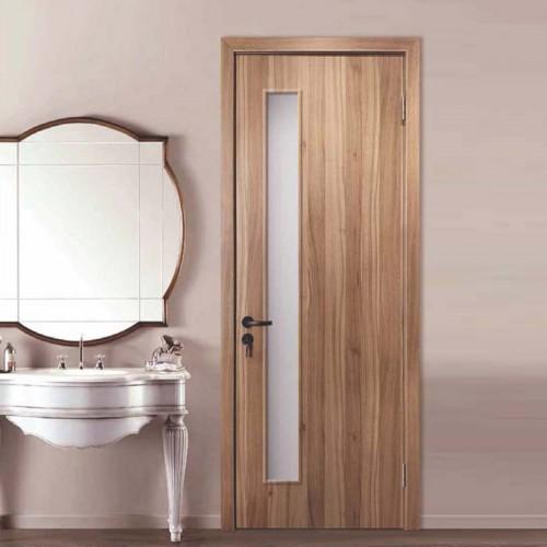 浴室简约实木复合门FZ21P-41B