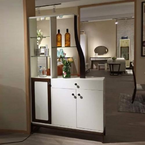 北欧客厅时尚间厅柜装