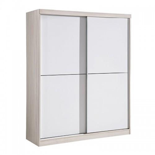 内推中线板门衣柜HC2-MW112