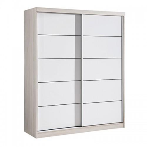 内推五格板门衣柜HC2-MW101
