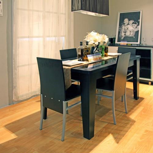 小户型餐桌椅组合01