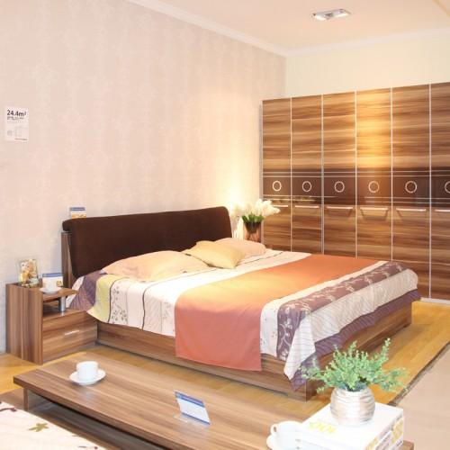 简约卧室套房家具17