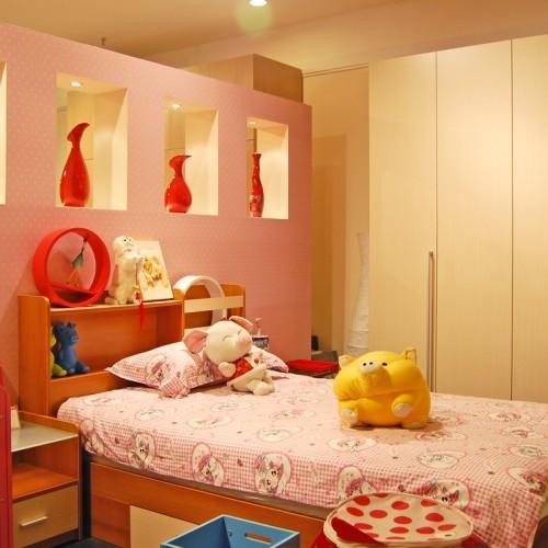 现代简约双人床套房家具29