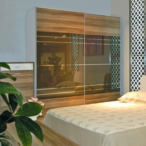 现代简约主次卧室套房家具31