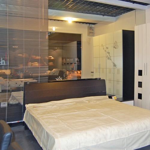 简约后现代卧室套房家具35