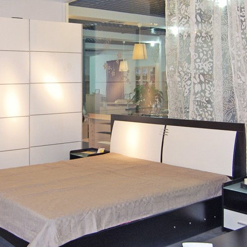 酒店别墅卧室套房家具36