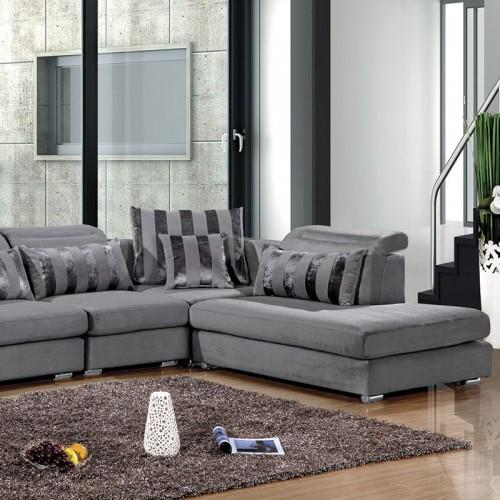 客厅布艺休闲沙发HD-050