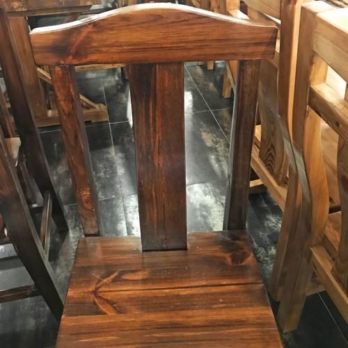 香河松木原生态餐椅19