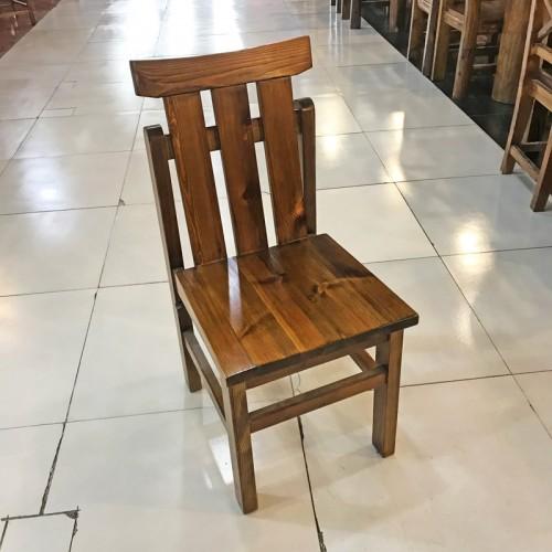 香河松木原生态餐椅17