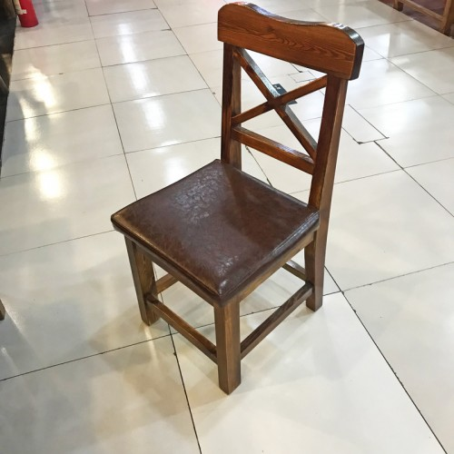 香河松木原生态餐椅13