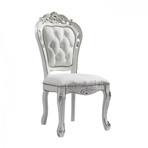 欧式雕花餐椅酒店餐厅