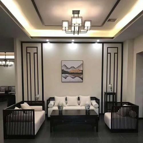鑫瑞龙酒店时尚简约沙