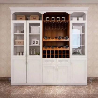 白城市德洛尼吸塑酒柜