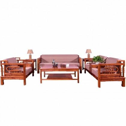 仙艺堂新中式红木沙发