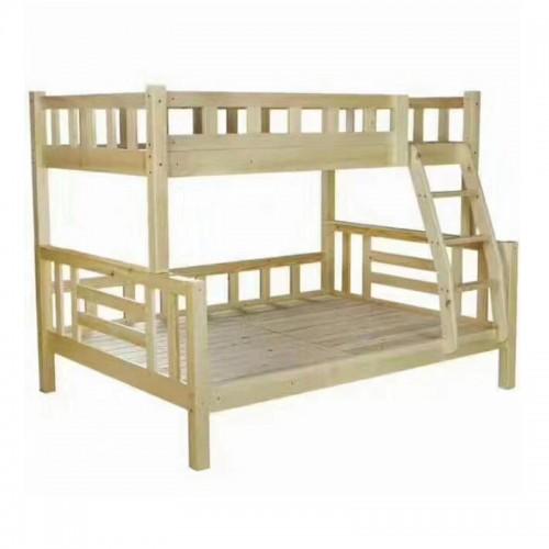 简约实木家用上下床子