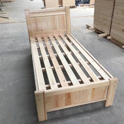 现代简约家用松木床单