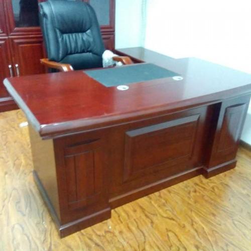 公司办公老板桌总裁桌大班台  02