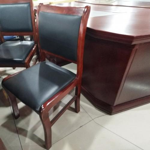 办公会议椅四脚职员办公椅  03