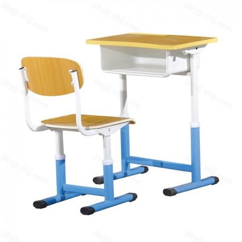 简约学校学生培训班辅导班课桌椅09