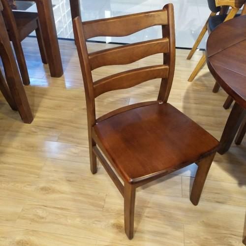 现代中式饭店酒店靠背椅餐椅01
