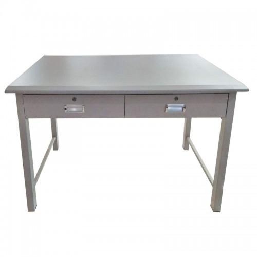 钢制办公电脑桌医疗医用办公桌03