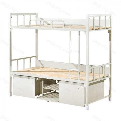 厂家直销上下床双层床高低铁床08