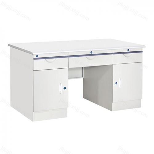 公司钢制电脑桌医院工地财务办公桌15
