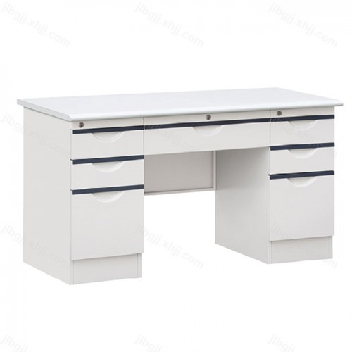 简约钢制主管办公桌电脑桌18