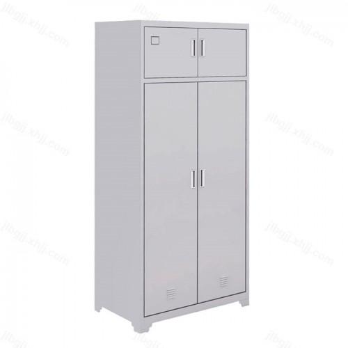 部队两门军官物品柜更衣柜JL-A-07