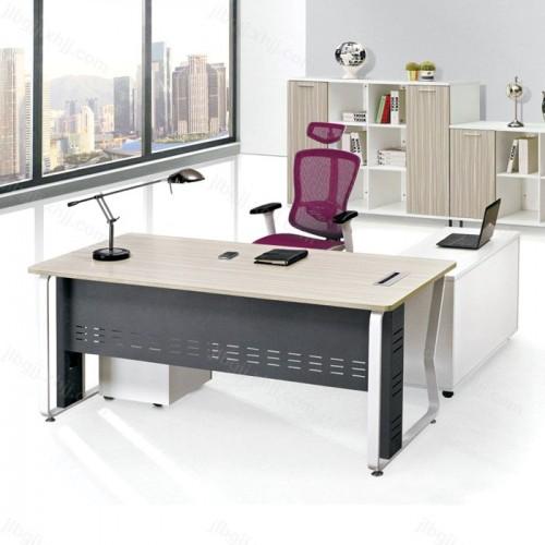 办公家具经理办公桌主管电脑桌05