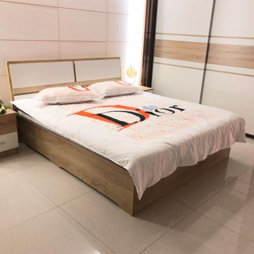 808#五门柜808#床简约现代经济型卧室家具