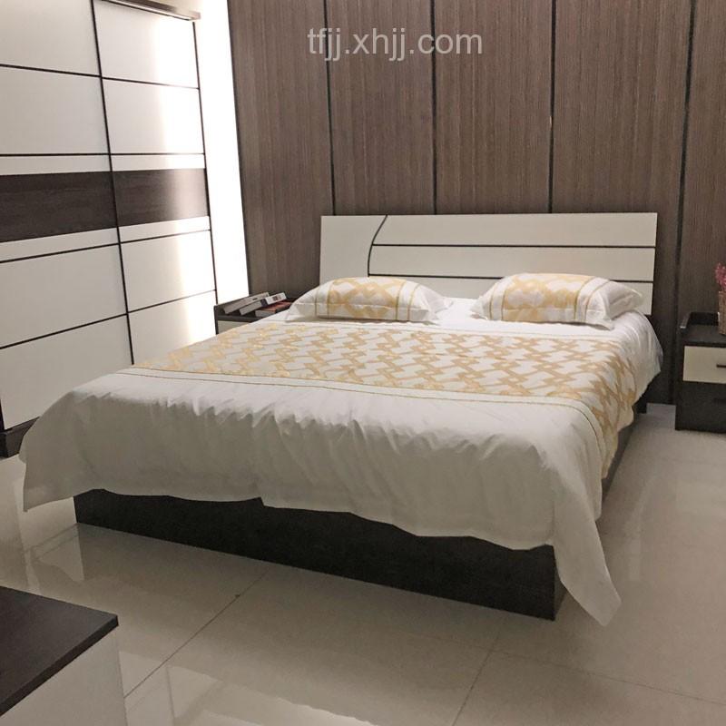 602#床衣柜床头柜妆台现代简约主卧室简易配套