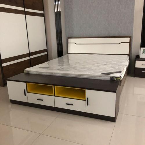 901#床衣柜床头柜卧室套装家具组合