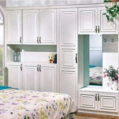 汉德床套装衣柜卧室组合家具07