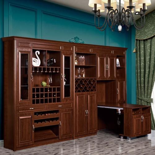 厨房厨柜美式全屋配套家具04