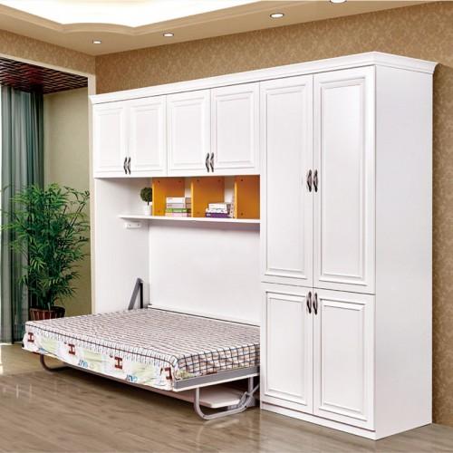 多功能翻板床折叠床壁床16035025
