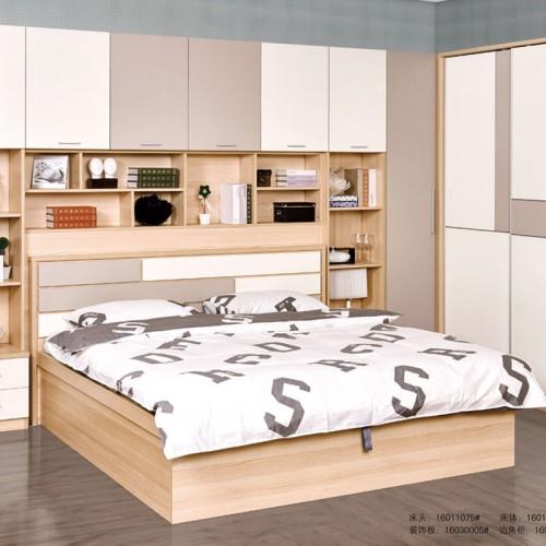 板式卧室套房 可全屋定制