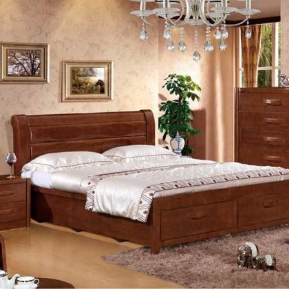 实木套房。