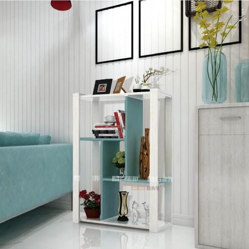 3D英国白橡 苹果绿装饰架MRALV-021