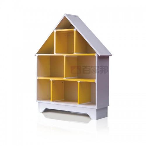 白橡木加哑光黄全铝小屋BJB-N03