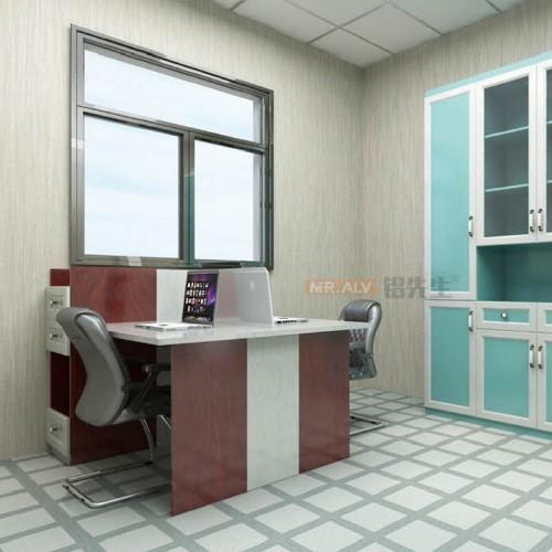 全铝办公主管桌职员桌MRALV-M12
