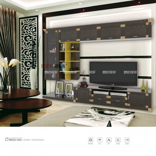 3D金丝黑檀全铝电视柜MRALV-G32