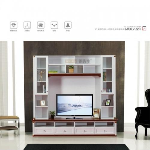 3D英国白橡全铝电视柜MRALV-G31