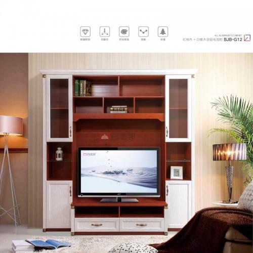 时尚客厅全铝组合电视柜BJB-G12