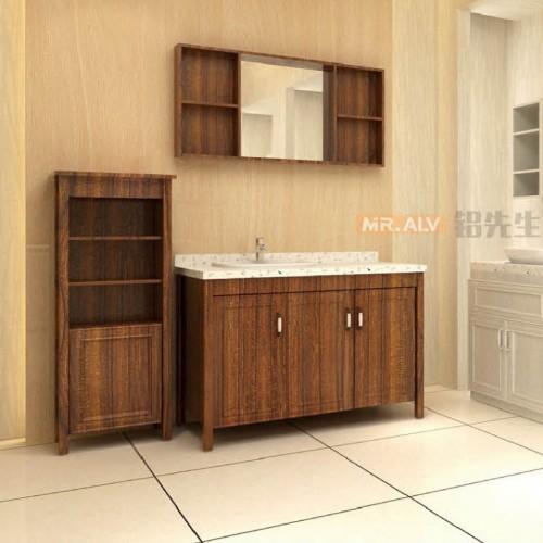 黑金刚全铝浴室柜MRALV-F51