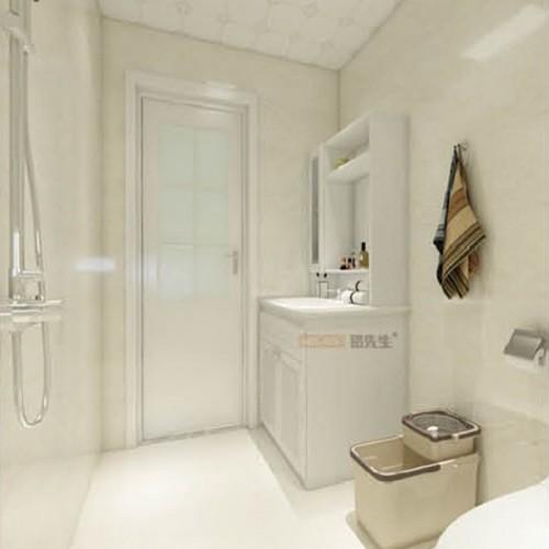3D英国白橡全铝浴室柜MRALV-F44