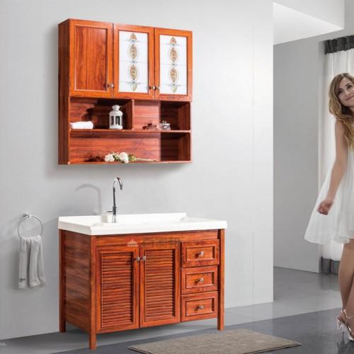 金橡木全铝浴室柜BJB-F31