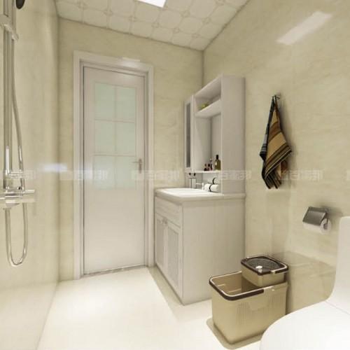 白橡木全铝浴室柜BJB-F29