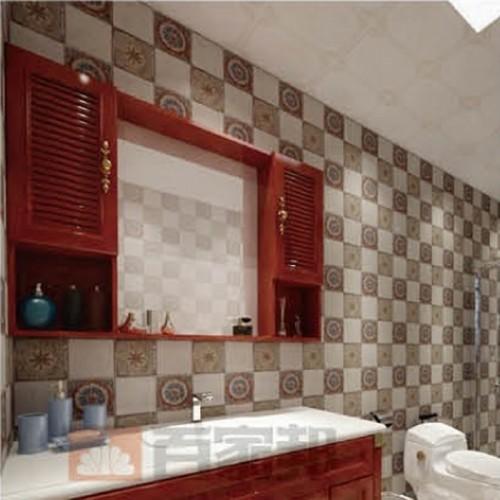 金橡木全铝多功能浴室柜BJB-F28