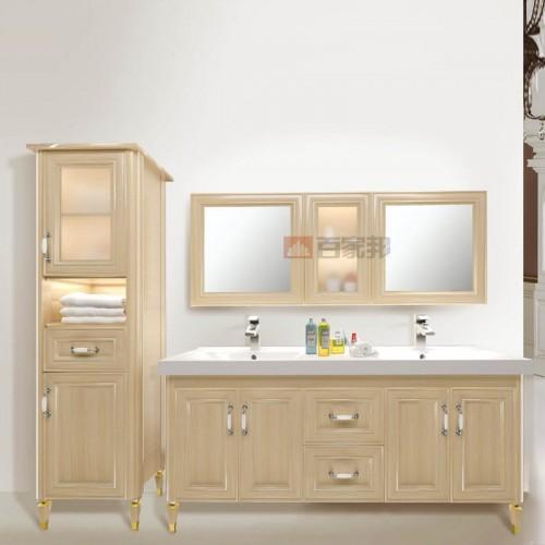黄檀木全铝组合浴室柜BJB-F22